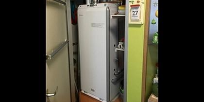 luchtverwarming in keuken Allure